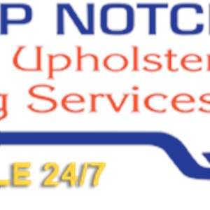Top Notch Carpet & Upholstery Cleaning, Inc. Logo