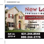 New Look Contracting Corp Cover Photo