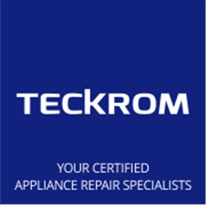 Teckrom Appliance Repair Logo