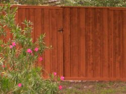 Hill Country Fence & Power Gate Co Logo