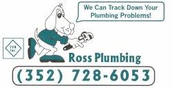 Ross Plumbing Logo