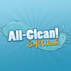 All Clean! SoftWash & All-Clean! Window Service Logo