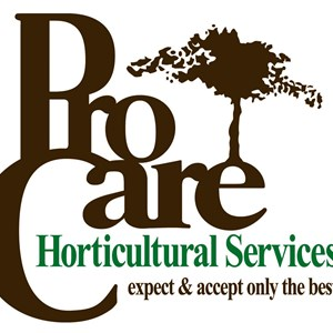 Pro Care Horticultural Services Logo