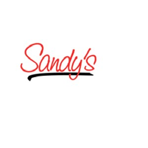 Sandys Glass, LLC Paint Division Logo