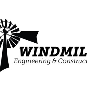 Windmill Engineering & Construction LLC. Logo