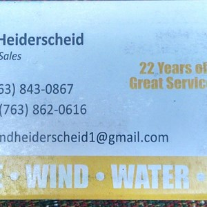 M Heiderscheid Your House Doctor Logo