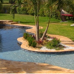 Above Ground Pools With Decks