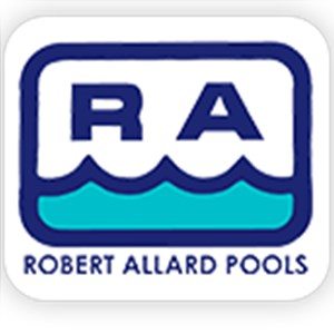 Robert Allard Pool Contracting, Inc. Logo