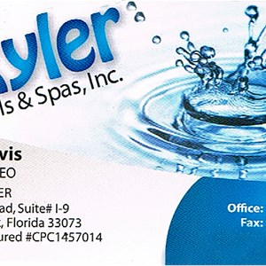 Skyler Pools & Spas, Inc. Logo