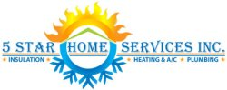 5 Star Home Services INC Logo