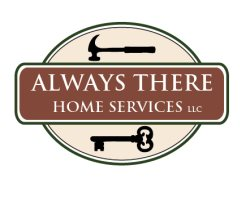 Always There Home Services Handyman and Home Repair Logo