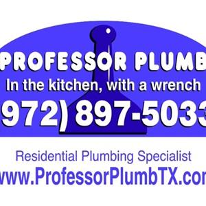 Professor Plumb LLC Cover Photo