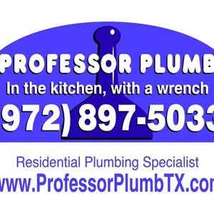 Professor Plumb LLC Logo