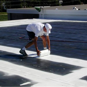 Chicago Flat Roof Experts Logo