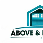 Above & Beyond Garage Doors Logo