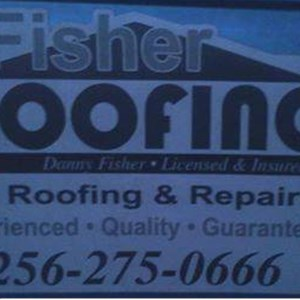 Fisher Roofing Cover Photo