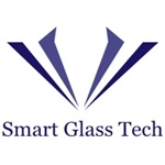 Smart Glass Tech Logo