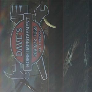 Daves Home Inprovment Logo