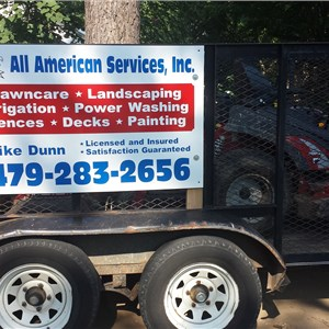 All American Services, Inc. Logo