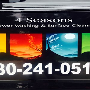 4 Seasons Power Washing & Surface Cleaning Cover Photo