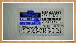 Vargas Pro-floors Installation Logo
