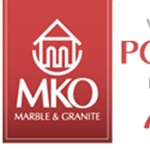 Mko Marble & Granite Logo