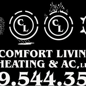 Comfort Living Heating & Air Conditioning Cover Photo