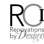 RCI Renovations by Design Logo