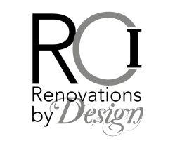 RCI Renovations by Design Logo