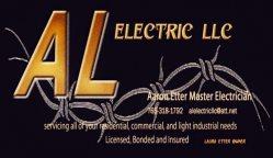 A Electric LLC Logo