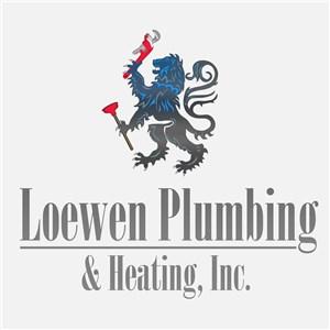 Loewen Plumbing & Heating, Inc. Logo