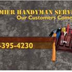 Premier Handyman Services Logo