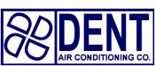 Dent Air Conditioning Logo