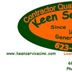Keen Services, Inc. Logo