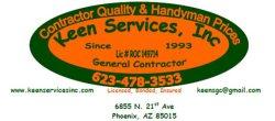 Keen Services, Inc. Logo
