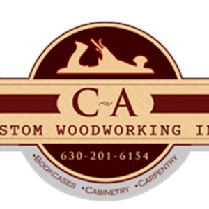 Ca Custom Woodworking Inc. Logo