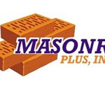 Masonry Plus Inc. Logo