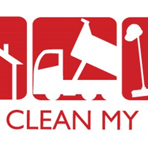Just Clean My Mess Logo