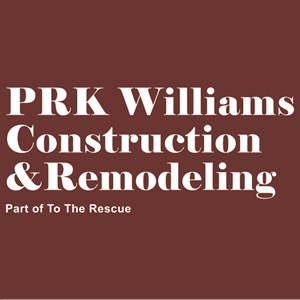 PRK Williams Construction & Remodeling Logo