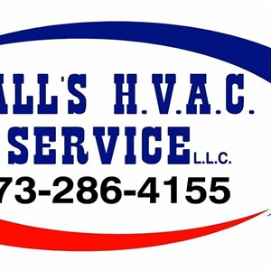 walls HVAC Service LLC Logo
