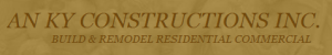 An Ky Construction Inc. Logo