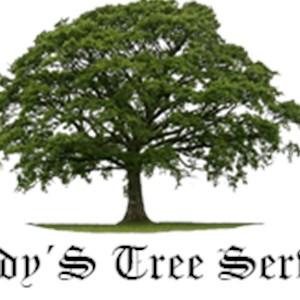 Rudys Tree Service Logo