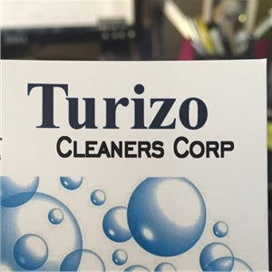 Turizo Cleaning Corporation Logo