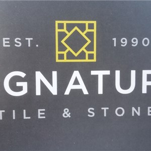 Signature Tile and Stone, LLC Logo