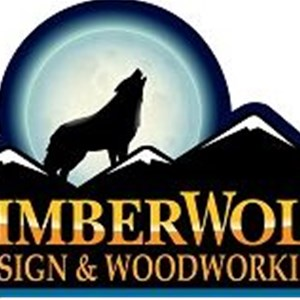 Timberwolf Design & Woodworking Logo