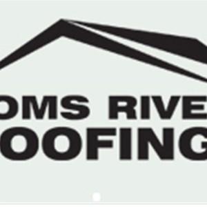 Tomsriver Roofing Logo
