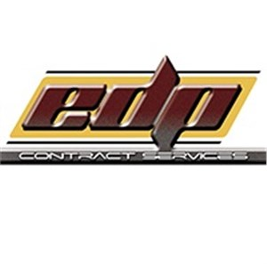 EDP Contract Services Logo