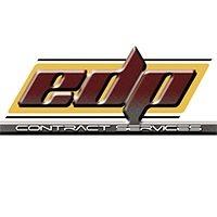 EDP Contract Services Logo