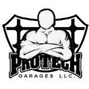 Protech Garages LLC Logo