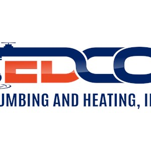 EDCO PLUMBING AND HEATING, INC. Logo